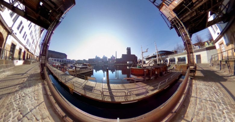 Tempelhofer Hafen | 360 Grad Videoproduktion | Video Marketing Berlin